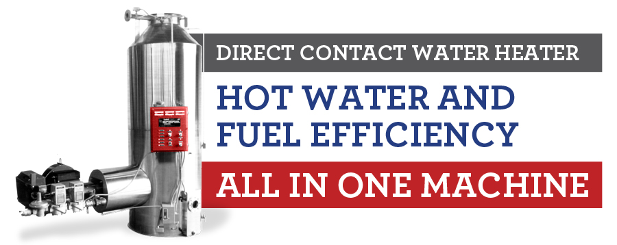 direct-contact-water-heater