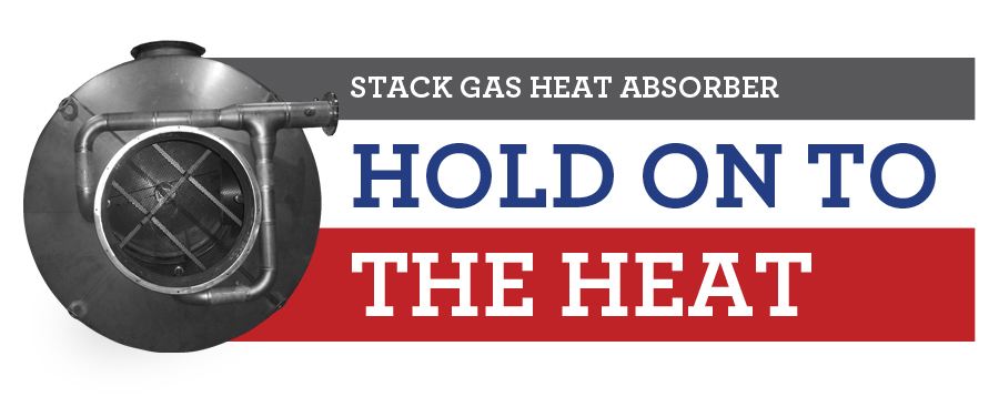 stack-gas-heat-absorber